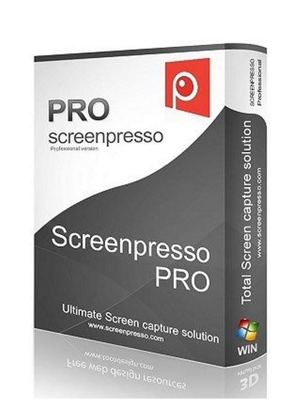 Screenpresso Pro