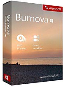 Aiseesoft Burnova (Lifetime License)